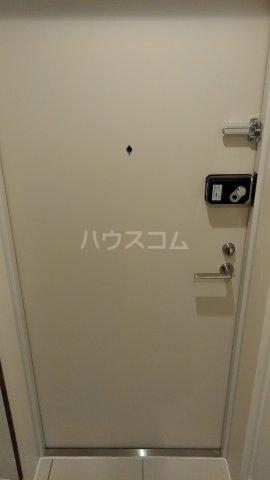 リアンシエルブルー田端 803号室の玄関