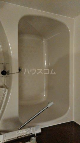 リアンシエルブルー田端 803号室の風呂