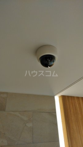リアンシエルブルー田端 803号室のセキュリティ