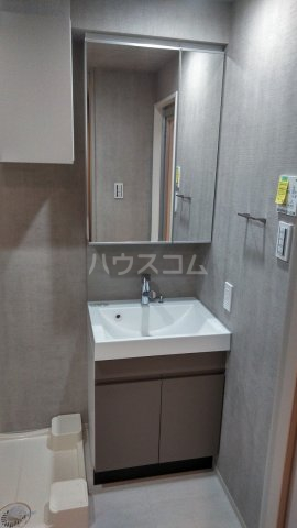 SYFORME KOMAGOME 203号室の洗面所