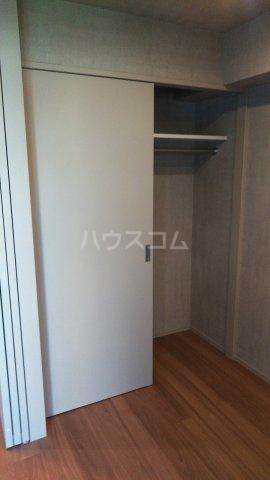SYFORME KOMAGOME 203号室の収納