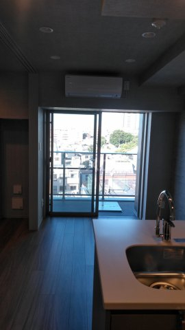 SYFORME KOMAGOME 203号室のリビング