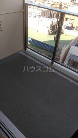 SYFORME KOMAGOME 301号室のバルコニー