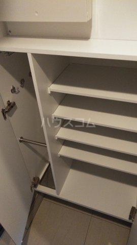 SYFORME KOMAGOME 301号室の収納