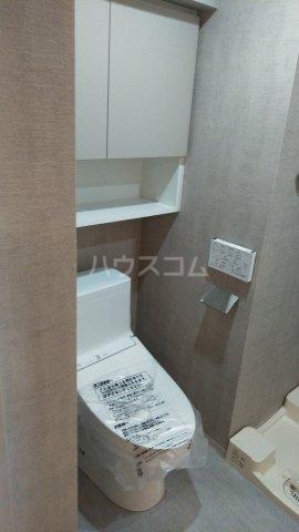 SYFORME KOMAGOME 703号室のトイレ