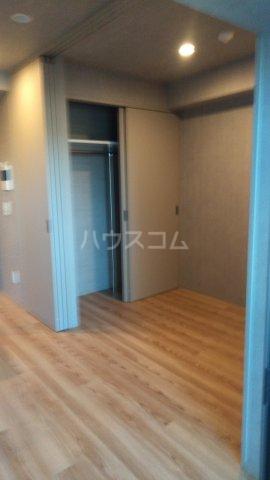 SYFORME KOMAGOME 703号室のベッドルーム