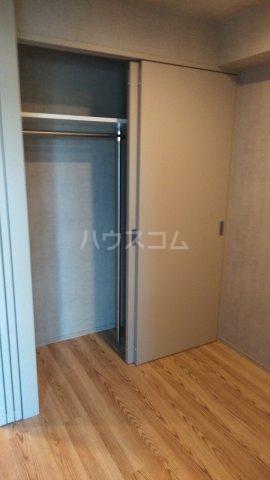 SYFORME KOMAGOME 703号室の収納