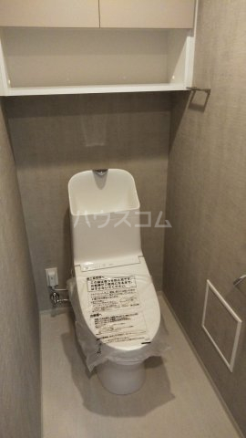 SYFORME KOMAGOME 802号室のトイレ
