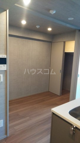 SYFORME KOMAGOME 802号室のベッドルーム