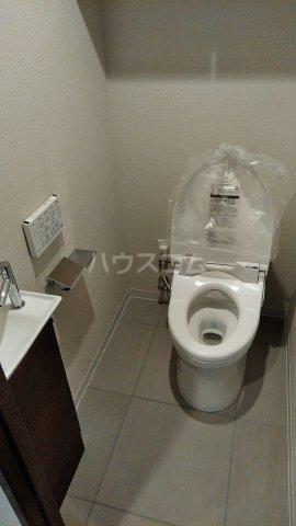 ザ・レジデンス駒込染井 207号室のトイレ