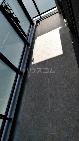 ザ・レジデンス駒込染井 207号室のバルコニー