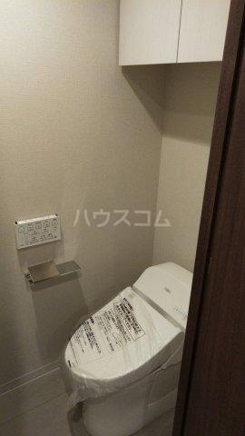 ザ・レジデンス駒込染井 302号室のトイレ