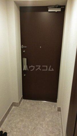 ザ・レジデンス駒込染井 302号室の玄関