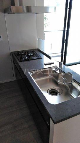 ザ・レジデンス駒込染井 407号室のキッチン