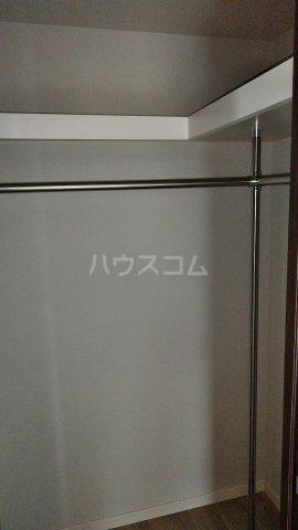 ザ・レジデンス駒込染井 407号室の収納