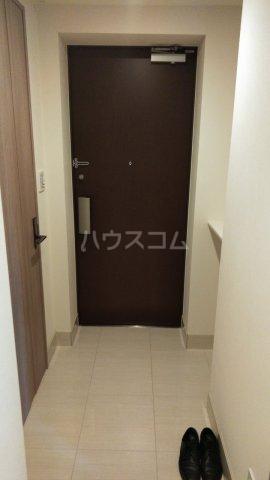 ザ・レジデンス駒込染井 502号室の玄関