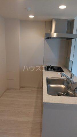 ザ・レジデンス駒込染井 502号室のキッチン