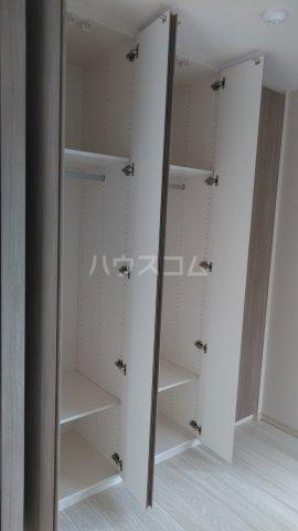 ザ・レジデンス駒込染井 502号室の収納