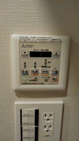 HY's田端Ⅱeast 701号室の設備