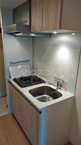 HY's田端Ⅱeast 1001号室のキッチン