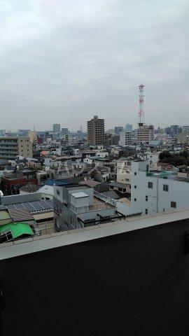 HY's田端Ⅱeast 1001号室の景色