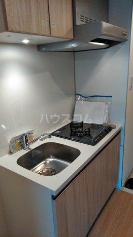 HY's田端Ⅱeast 1002号室のキッチン