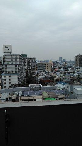 HY's田端Ⅱeast 1002号室の景色