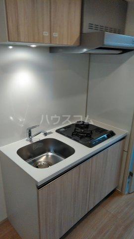 HY's田端Ⅱeast 1003号室のキッチン