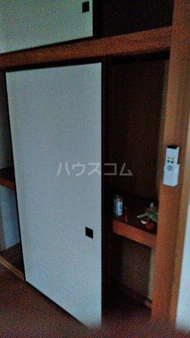 大橋荘 7号室の収納