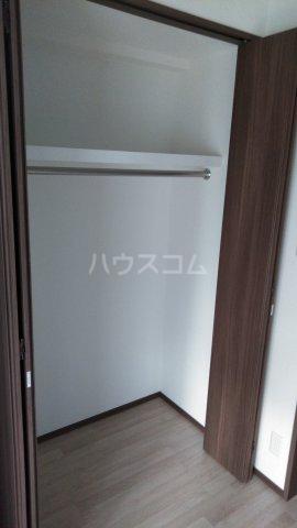 プレセダンヒルズ文京本駒込 701号室の収納