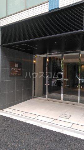 プレセダンヒルズ文京本駒込 701号室のエントランス