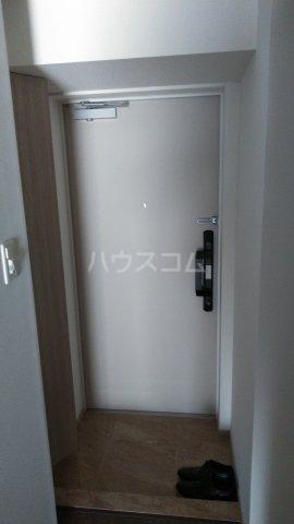 プレセダンヒルズ文京本駒込 1002号室の玄関