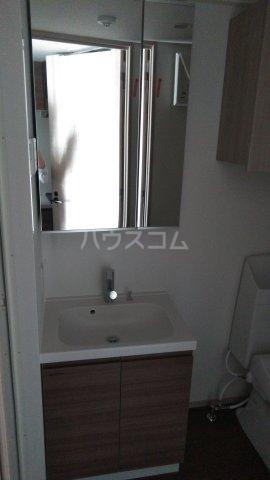 プレセダンヒルズ文京本駒込 1002号室の洗面所