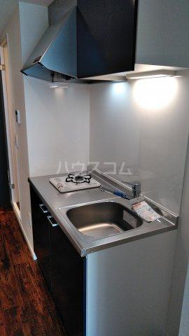 キャスバルクオーレ田端 402号室のキッチン