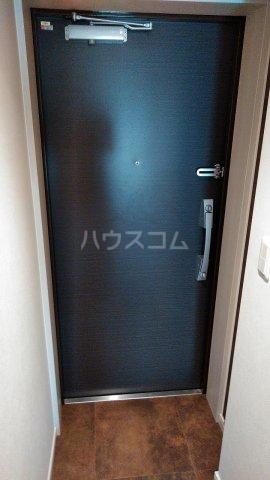 キャスバルクオーレ田端 402号室の玄関