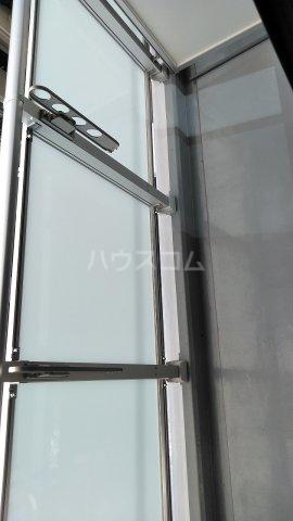 キャスバルクオーレ田端 402号室のバルコニー