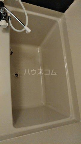 キャスバルクオーレ田端 402号室の風呂