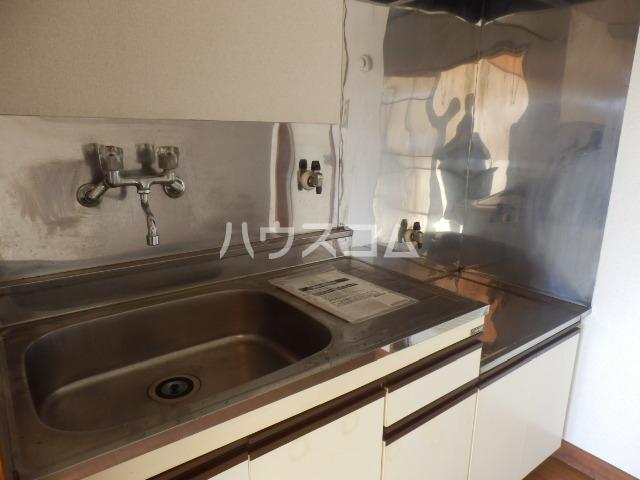 シャトー村瀬 303号室のキッチン
