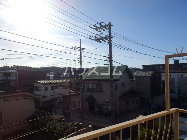 シャトー村瀬 303号室の景色