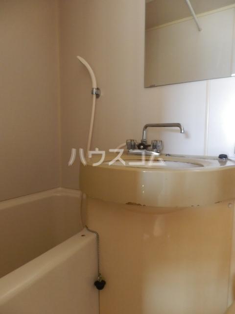 シャトー村瀬 303号室の洗面所