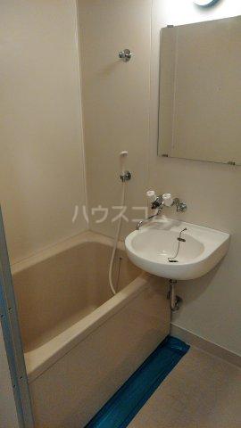 メゾン西生田 202号室の風呂