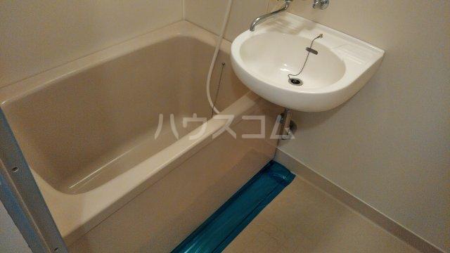 メゾン西生田 202号室の洗面所