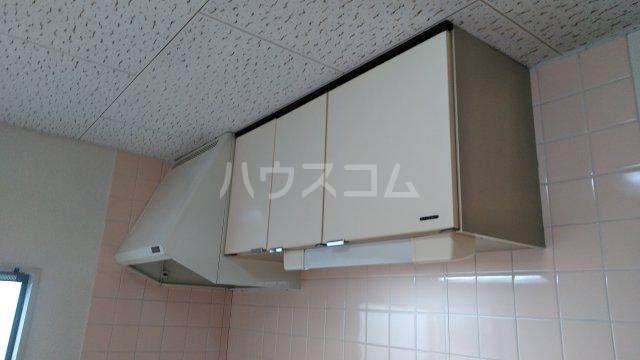 メゾン西生田 202号室のキッチン