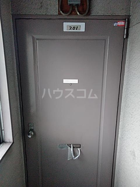 メゾンクレール 201号室のセキュリティ