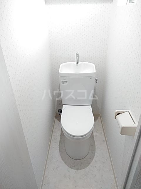 ブラウンハイツ 102号室のトイレ