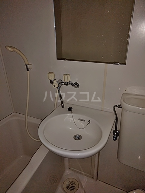 グラン・パレ西綾瀬 306号室の洗面所