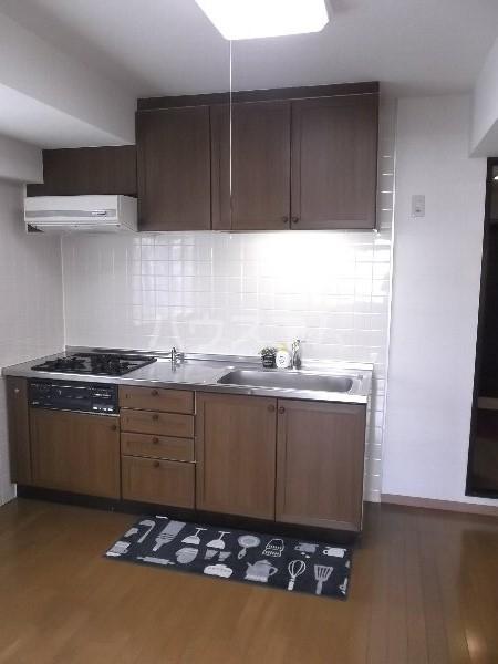 K-2レジデンス 501号室のキッチン