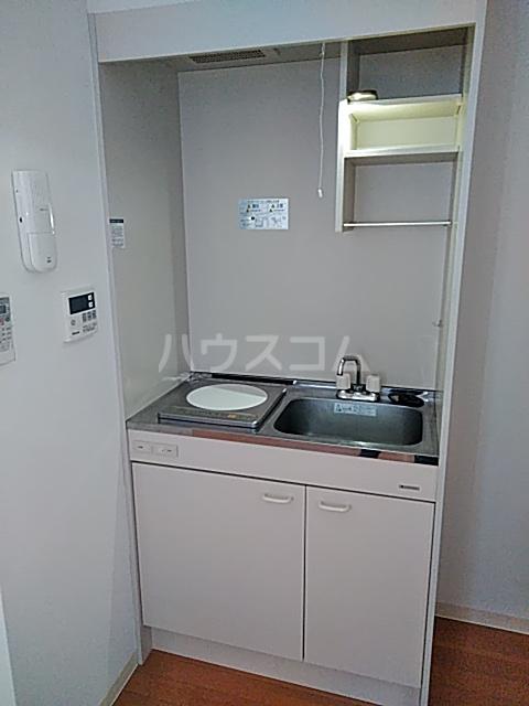 La Fonte 101号室のキッチン