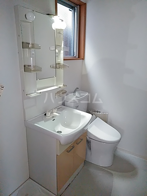 La Fonte 101号室の洗面所