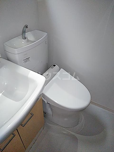 La Fonte 101号室のトイレ